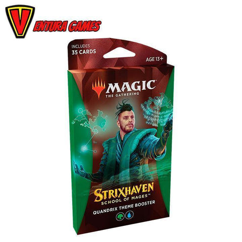 Strixhaven: School of Mages Theme Booster (Quandrix) - Ventura Games