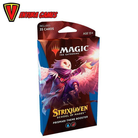 Strixhaven: School of Mages Theme Booster (Prismari) - Ventura Games