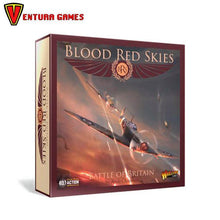 Blood Red Skies - Boardgame - Ventura Games