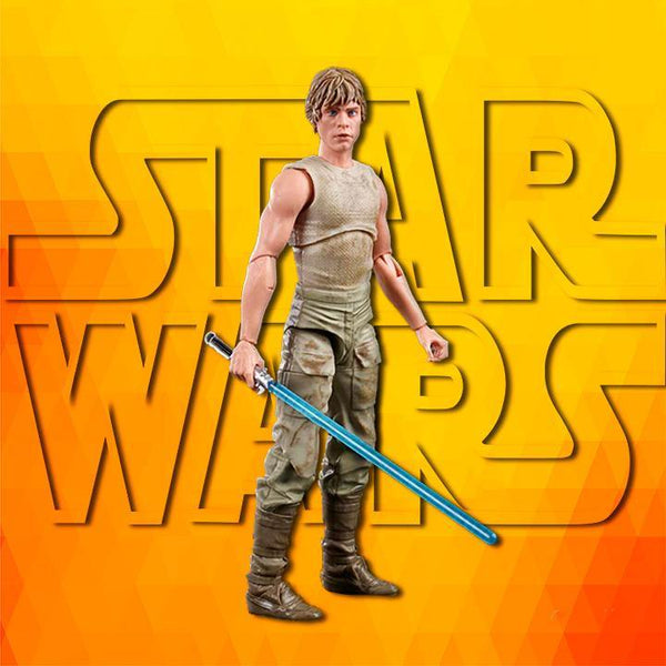 Star Wars 40Th Anniversary Luke Skywalker Action Figure 15 cm - Ventura Games