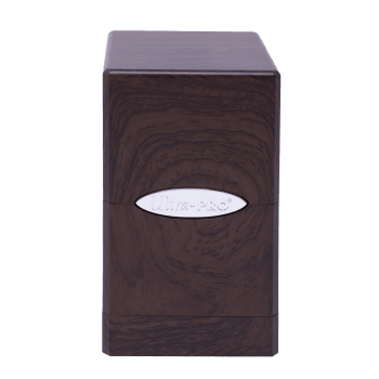 UP - Deck Box - Satin Tower - Forest Oak