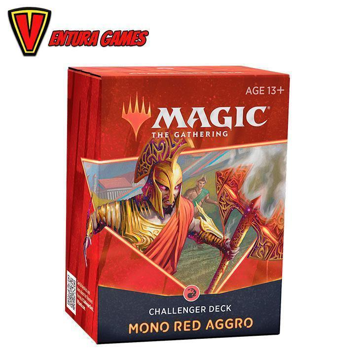 Challenger Decks 2021 - Mono-Red Aggro - Ventura Games