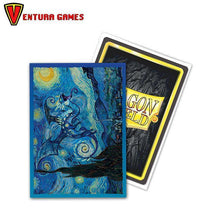 Dragon Shield Brushed Art Sleeves - Starry Night - Ventura Games