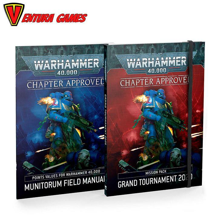 Warhammer 40K Chapter Approved: Grand Tournament 2020