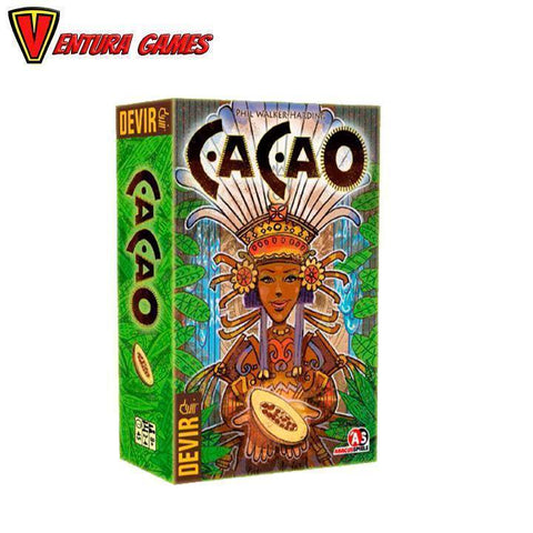 Cacao - Board Game - Ventura Games