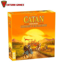 Catan - Cities and Knights PT - Ventura Games