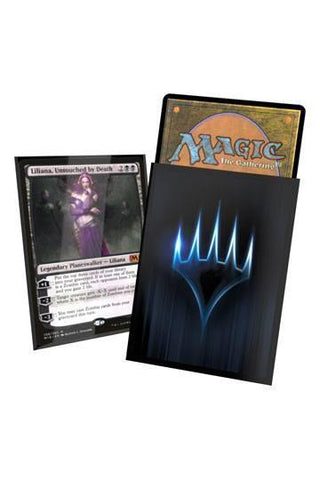 Magic the Gathering Printed Sleeves Standard Size Planeswalker - 100 Sleeves