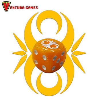 Cardfight Vanguard V-BT12 Clan Genesis D6 Dice - Ventura Games