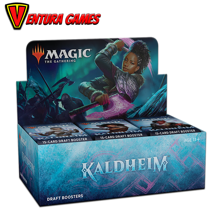 Kaldheim Draft Booster Box (36 Packs) - Ventura Games