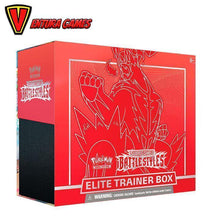 Pokémon TCG: Battle Styles Elite Trainer Box (Single Strike) - Ventura Games