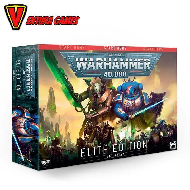 Warhammer 40K: Elite Edition - Ventura Games