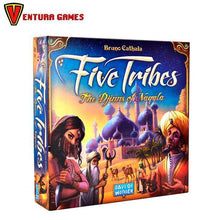 Five Tribes - Core Game - Ventura Games