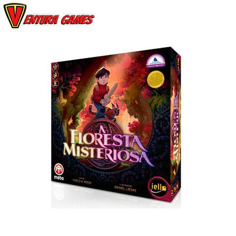 A Floresta Misteriosa - Board Game