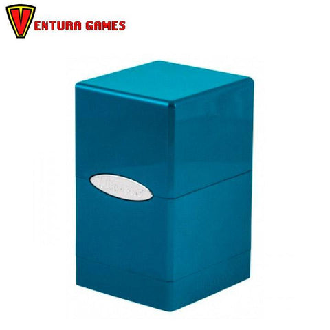UP - Deck Box - Satin Tower - Ice - Ventura Games
