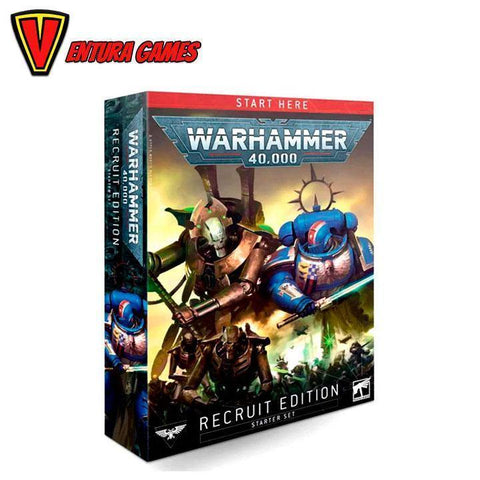 Warhammer 40k : Recruit Edition - Ventura Games