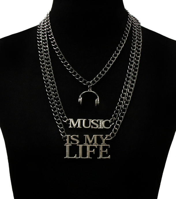 Music - Necklace