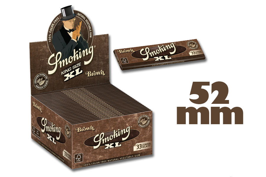 NEW Product Alert... Smoking Brown XL's are here!