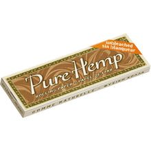 Pure Hemp Unbleached Single Wide