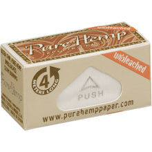 Pure Hemp Unbleached Rolls