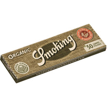 Smoking Organic 1 1/4 Medium Size