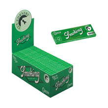 Smoking Green Single Wide (Cut Corners)