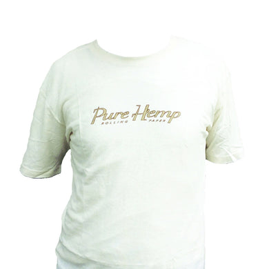 Pure Hemp Hemp/Cotton T-Shirt (NATURAL)