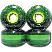 (SOLD OUT) Pure Hemp Creations Skate Wheel Set
