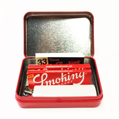 Smoking Thinnest Limited Edition Tin