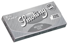 Smoking Master 1 1/4 Size 200 Flat Pack