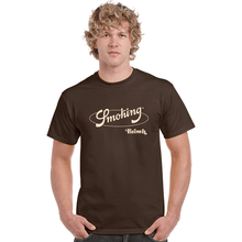 Smoking T-Shirt (Brown, Black or Grey)