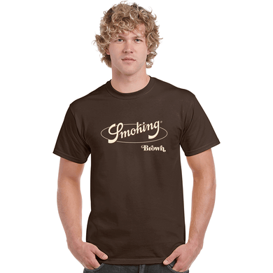 Smoking Brown T-Shirt