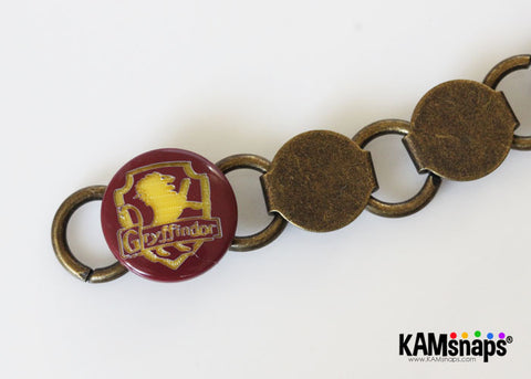 How to Make a Bracelet with Engraved KAM Snap Fasteners (No Sew