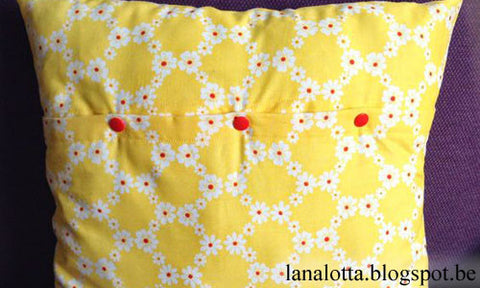 Pillow Case No-Sew Button Snap Fasteners