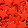 KAM Plastic Snaps Star Shaped Stars Shapes Size 20 Sets B1 Bright Red