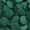 KAM No-Sew Button Snaps Size 20 Complete Sets Glossy B31 Hunter Green