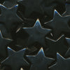 KAM Plastic Snaps Star Shaped Stars Shapes Size 20 Sets B5 Black