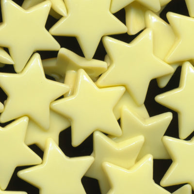 KAM Fastener Button Snaps Star Shaped Stars Shapes Size 20 C200 Butter