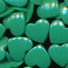 KAM Plastic Snaps Heart Shape Hearts Shapes Size 20/T5 D309 Emerald
