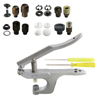 KAM Combo Snap Rivet Grommet Press Bundle