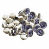 Crystal Rhinestone Rivets - Tanzanite Purple
