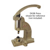 Alternative Dies for DK98 Table Press
