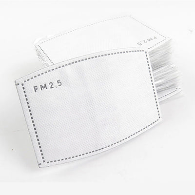 PM2.5 FILTERS for Masks (100-pk) - FINAL SALE