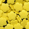 KAM Plastic Snaps Flower Flowers Shapes Sets D322 Lemon Zest Flowers
