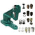 KAMsnaps DK93 Combo Press Bundle - Plastic Snaps, Metal Snaps, Grommets, Rivets