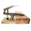 Wood Mounting Base for KAM Snaps Basic Plastic Snap Pliers - Additional Equipment Required