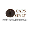 Fabric Clothing Snaps Caps Sockets Studs Size 20 Individual Parts
