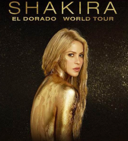 Ambassadors can enter to WIN SHAKIRA CONCERT TICKETS! Join our Influencer Program today