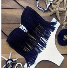 Fringe Bikini - 5 Different Color Options