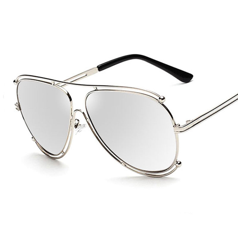 Framed Out Aviators - 10 Color Options