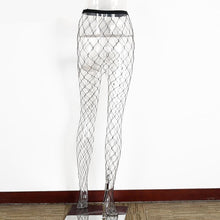 Sexy mesh fishnet hosiery - black stocking tights - black fishnet stockings - 3 different options